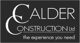 Logo Calder Construction
